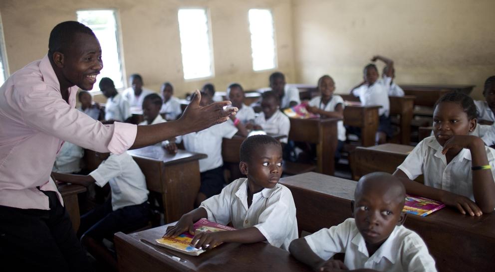 Mise en place d'un environnement propice à l'enseignement et à l'apprentissage